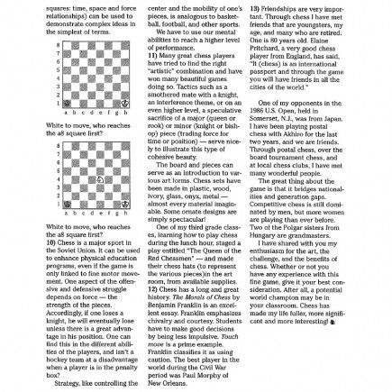 Importance of Chess in The Classroom, page 3